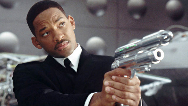 Will Smith Movies The Men in Black Series