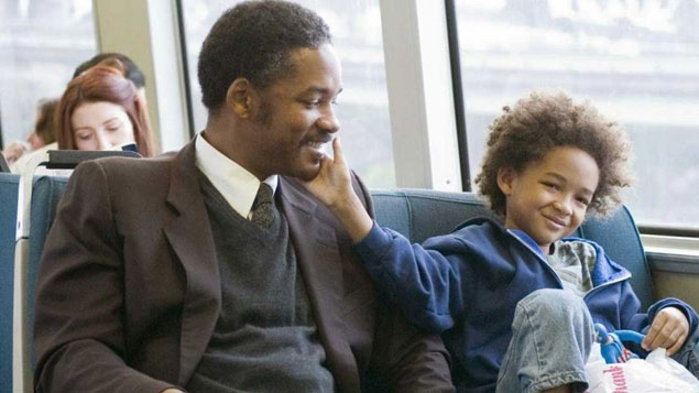 Will Smith Movies The Pursuit of Happyness