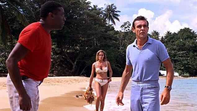James Bond Movies Dr No