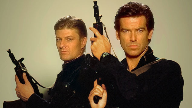 James Bond Movies GoldenEye