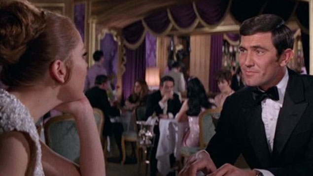 James Bond Movies On Her Majesty's Secret Service