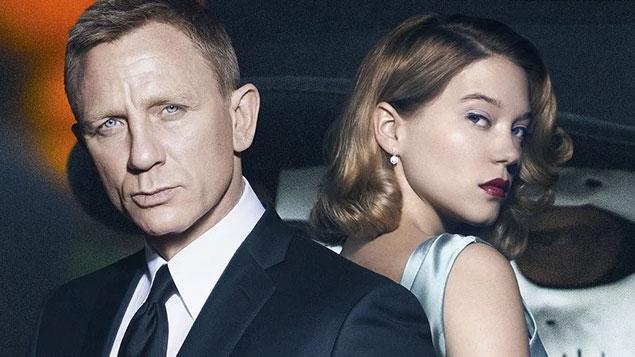 James Bond Movies Spectre
