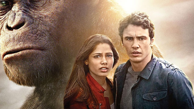 James Franco Movies Rise of the Planet of the Apes