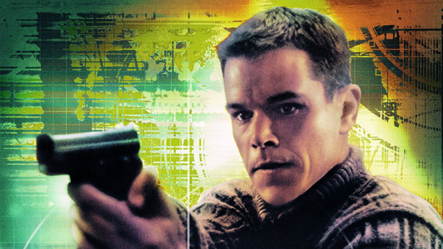 Bourne Movie The Bourne Identity
