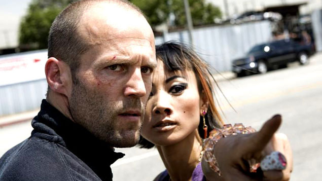 Jason Statham Movie Crank: High Voltage / Crank 2