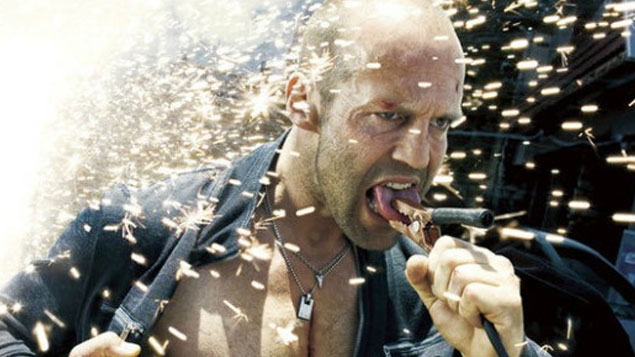 Jason Statham Movie Crank