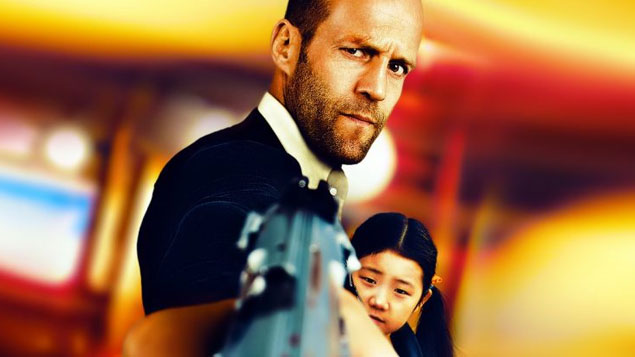 Jason Statham Movie Safe