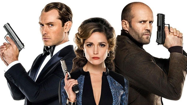 Jason Statham Movie Spy