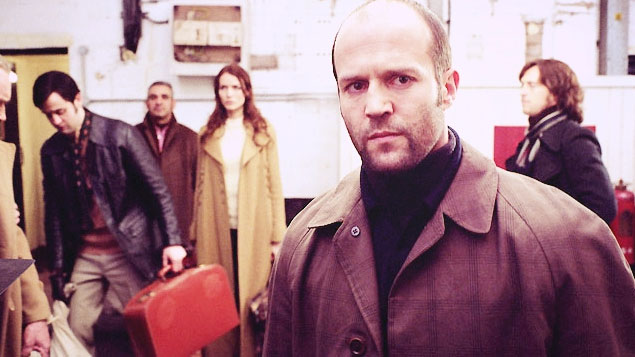 Jason Statham Movie The Bank Job