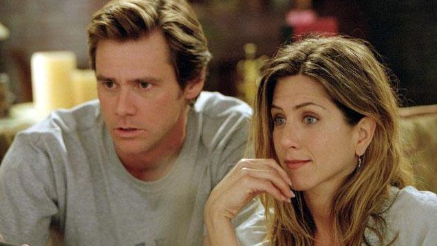 Jennifer Aniston Movie Bruce Almighty