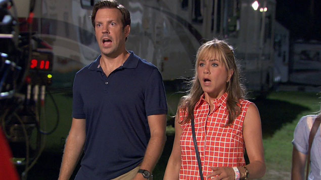 Jennifer Aniston Movie We're the Millers