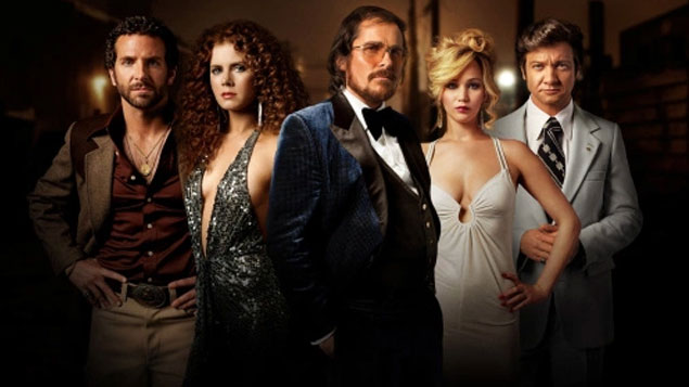 Jennifer Lawrence Movie American Hustle