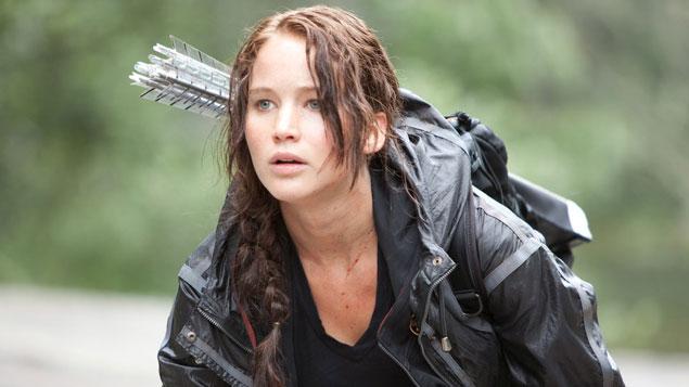 Jennifer Lawrence Movie The Hunger Games