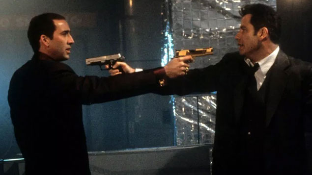 John Travolta Movie Face/off