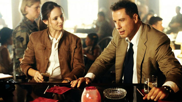 John Travolta Movie The General's Daughter