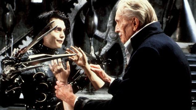 Johnny Depp Movie Edward Scissorhands