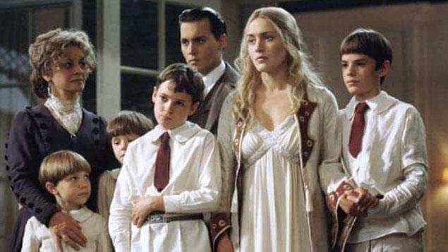 Johnny Depp Movie Finding Neverland