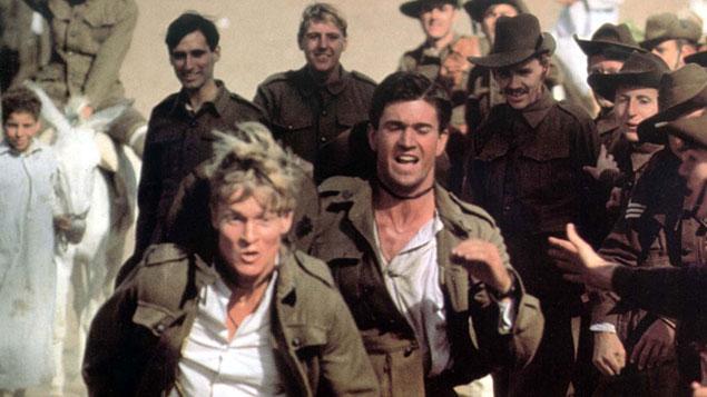 Mel Gibson Movie Gallipoli