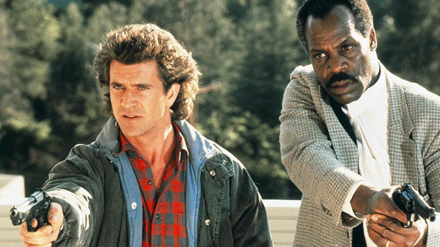 Mel Gibson Movie Lethal Weapon Franchise