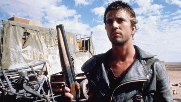 Mel Gibson Movie Mad MaxTrilogy