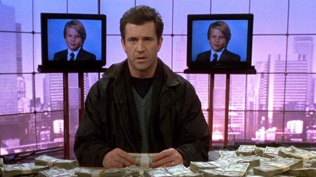 Mel Gibson Movie Ransom