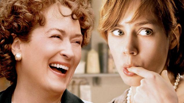 Meryl Streep Movie JULIE & JULIA
