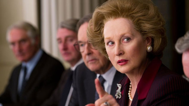 Meryl Streep Movie THE IRON LADY