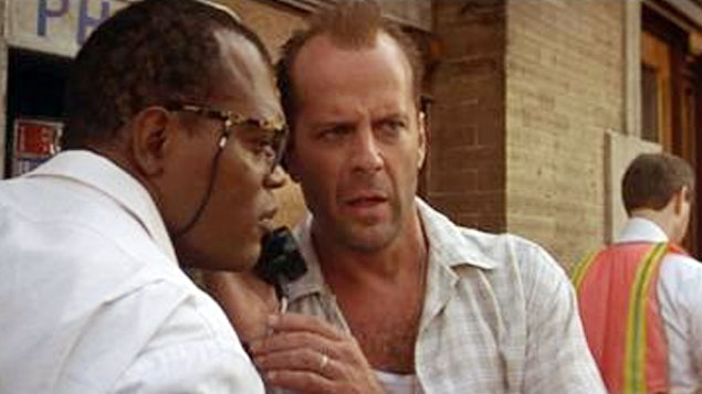 Samuel L. Jackson Movie Die Hard with a Vengeance
