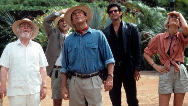 Samuel L. Jackson Movie Jurassic Park