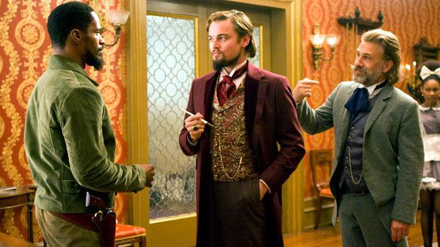 Samuel L. Jackson Movie Django Unchanged
