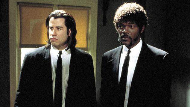 Samuel L. Jackson Movie Pulp Fiction