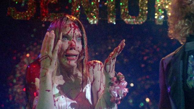 Stephen King Movie Carrie