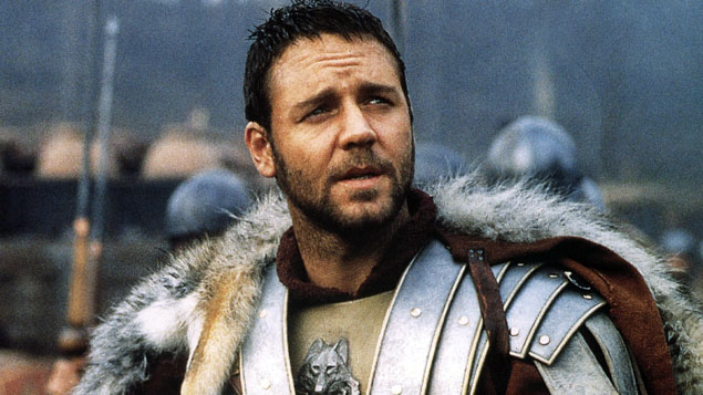The Academy Awards Best Movie Gladiator