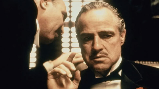The Academy Awards Best Movie The Godfather