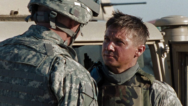 The Academy Awards Best Movie The Hurt Locker