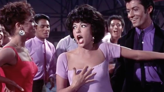The Academy Awards Best Movie West Side Story