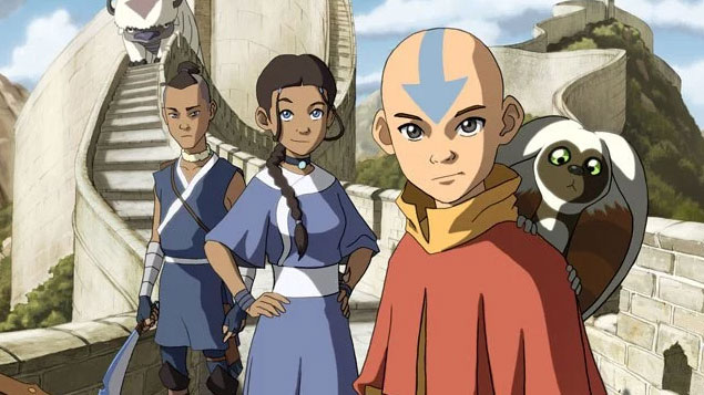 Top 50 TV Series Avatar: The Legend of Aang