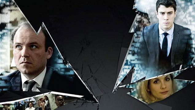 Top 50 TV Series Black Mirror
