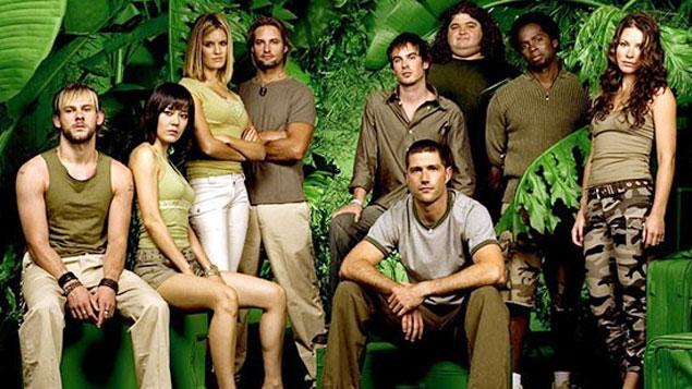 Top 50 TV Series Lost