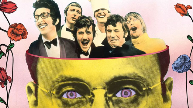 Top 50 TV Series Monty Python's Flying Circus