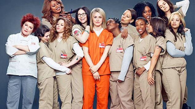 Top 50 TV Series Orange Is the New Black