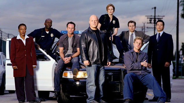 Top 50 TV Series The Shield