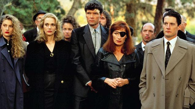 Top 50 TV Series Twin Peaks