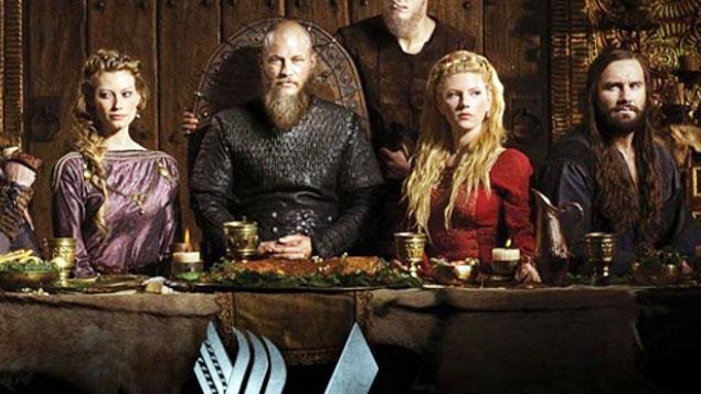 Top 50 TV Series Vikings