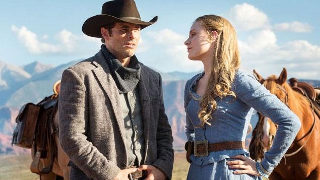Top 50 TV Series Westworld