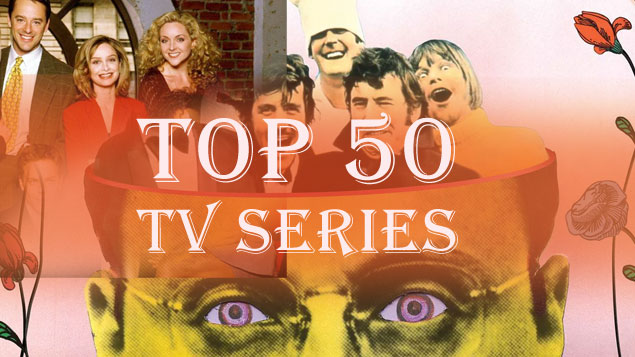 Top 50 Tv Series